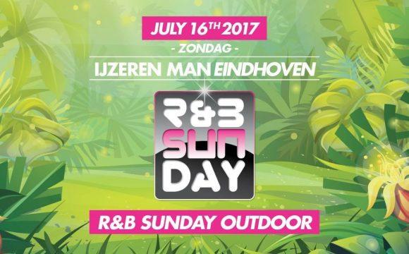 (AFGELOPEN) Scoor kaarten voor R&B Sunday Outdoor