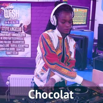 DJ Chocolat