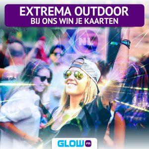 Lisanne, Wesley en Björn naar het nieuwe Extrema