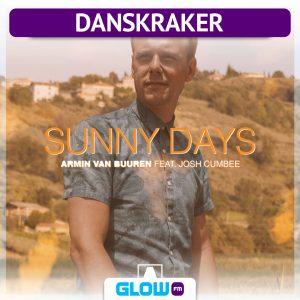 Danskraker 17 juni 2017: Armin van Buuren, Josh Cumbee – Sunny Days