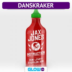 Danskraker 8 juli 2017: Jax Jones ft. Demi Lovato & Stefflon Don – Instruction