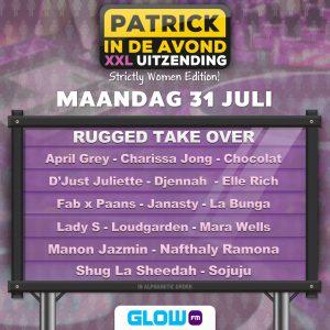 Ladies Night XXXL bij Patrick In De Avond