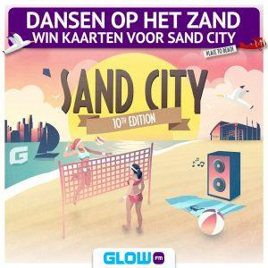 (AFGELOPEN) Vier het jubileum van Sand City en win kaarten