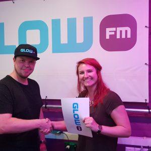 Jarno en Nikki nieuwe Glow FM-DJ's vanaf 2 september