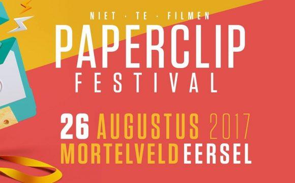 (AFGELOPEN) Paperclip Festival: Niet Te Filmen, wél te winnen