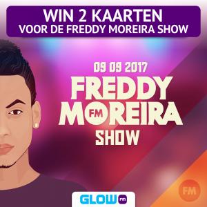 """""""Freddy Moreira is een hele nacht lang knallen!"""""""