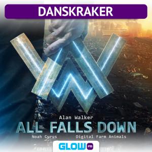 Danskraker 4 november 2017: Alan Walker ft. Noah Cyrus & Digital Farm Animals – All Falls Down