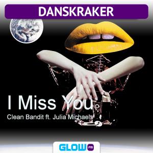 Danskraker 11 november 2017: Clean Bandit ft. Julia Michaels – I Miss You