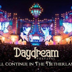 Daydream Festival van België naar Aquabest