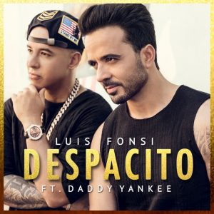 Despacito is de lekkerste hit van 2017
