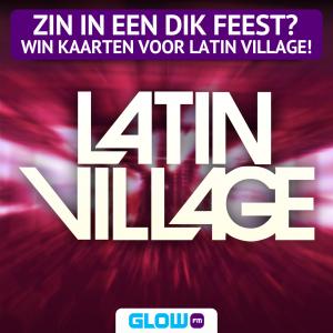 (AFGELOPEN) Scoor tickets voor Latin Village in het Klokgebouw