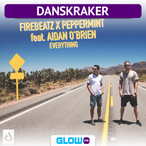 Danskraker 17 februari 2018: Firebeatz X Peppermint ft. Aidan O'Brien – Everything