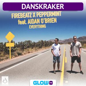 Danskraker 17 februari 2018: Firebeatz X Peppermint ft. Aidan O'Brien – Everything