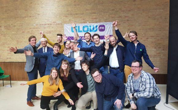 Glow FM Jongerendebat groot succes!
