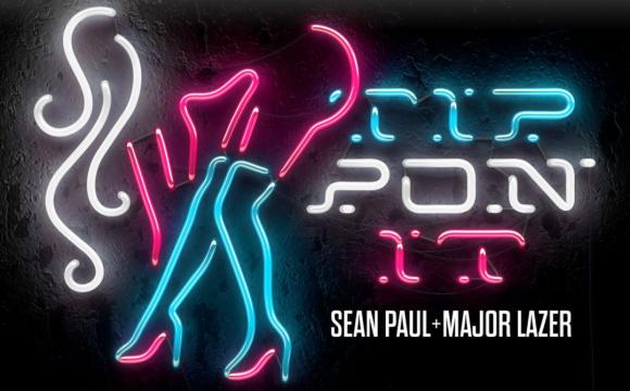 Danskraker 21 april 2018: Sean Paul & Major Lazer – Tip Pon It