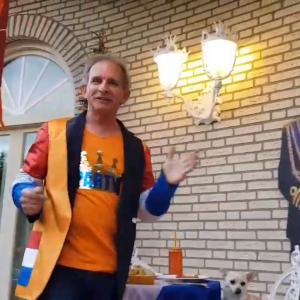 Johan Vlemmix blijft met Koningsdag in Eindhoven?!