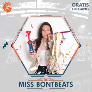 Verjaardagsfeestje Miss BontBeats is vrijdag op het Stadhuisplein
