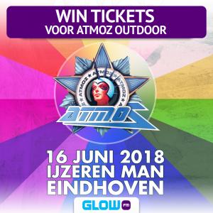 (AFGELOPEN) Win dit weekend tickets voor Atmoz Outdoor