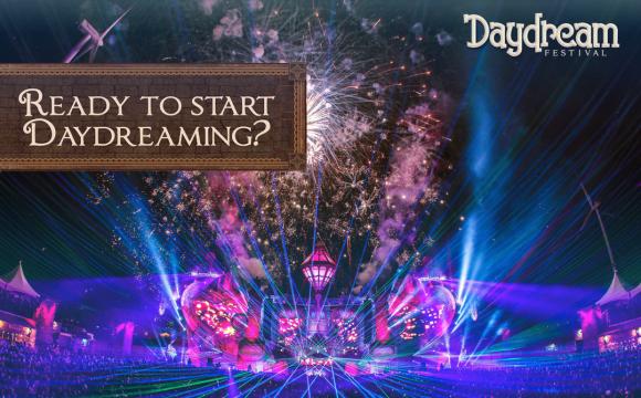 Nog meer Daydream tickets te winnen!