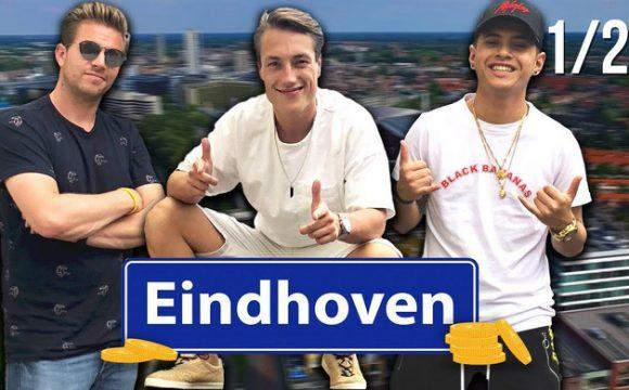Ponkers overleven zonder geld in Eindhoven
