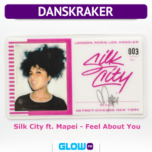 Danskraker 28 juli 2018: Silk City ft. Mapei – Feel About You