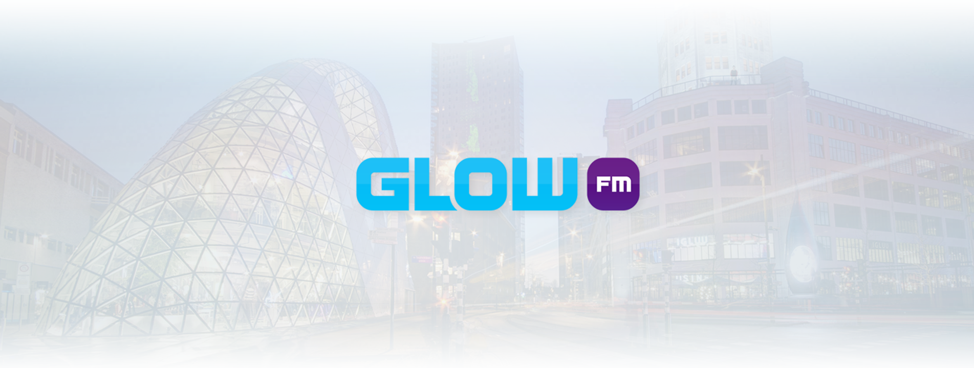Glow FM City skyline slider 2