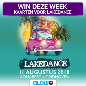 (AFGELOPEN) Kaarten scoren voor Lakedance