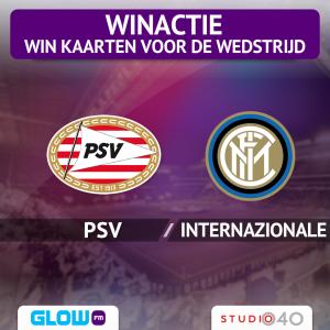 (AFGELOPEN) Beleef PSV – Inter vanuit het stadion