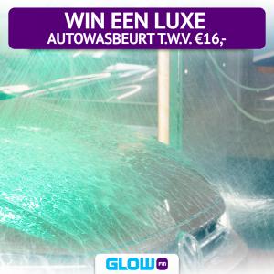 (AFGELOPEN) We gaan weer auto's wassen bij Glow FM!
