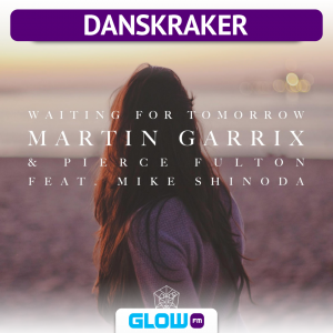 Danskraker 20 oktober 2018: Martin Garrix & Pierce Fulton ft. Mike Shinoda – Waiting For Tomorrow