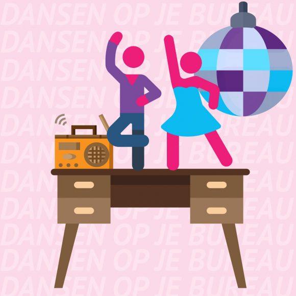 Dansen op je Bureau
