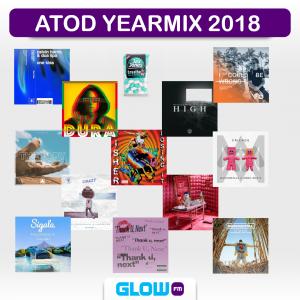 Luister de ATOD Yearmix 2018 terug