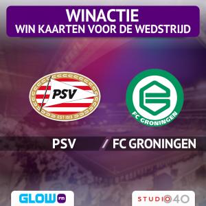 (AFGELOPEN) Kaarten winnen voor PSV zijn revanche op zichzelf tegen FC Groningen