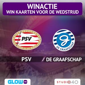 Win kaarten voor PSV – De Graafschap [afgelopen]