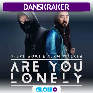 Danskraker 2 maart 2019: Steve Aoki & Alan Walker ft. ISÁK – Are You Lonely