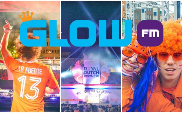 Glow FM = King: Volg Koningsdag 2019 live op Glow FM