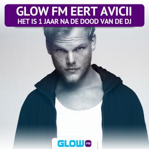 Glow FM eert Avicii