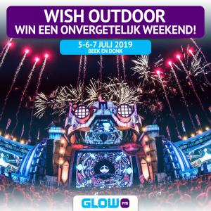 Win een heel weekend lang feesten op Wish Outdoor!