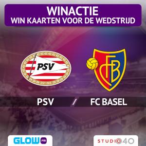 Win kaarten voor PSV – FC Basel [afgelopen]