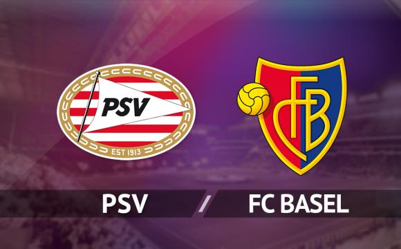 Win kaarten voor PSV – FC Basel