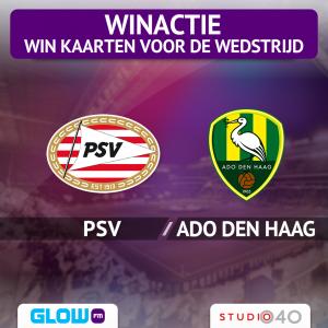 Win kaarten voor PSV – ADO Den Haag [afgelopen]