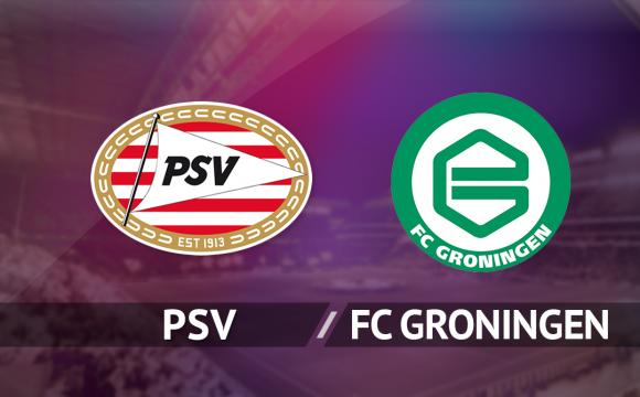 Win kaarten voor PSV – FC Groningen [afgelopen]