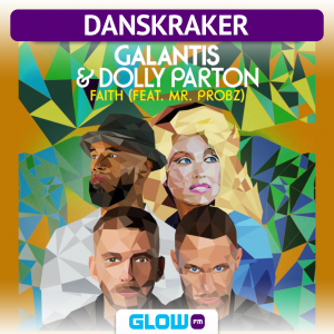 Danskraker 26 oktober 2019: Galantis & Dolly Parton ft. Mr Probz – Faith