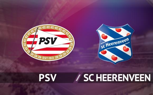 Win kaarten voor PSV – SC Heerenveen [afgelopen]
