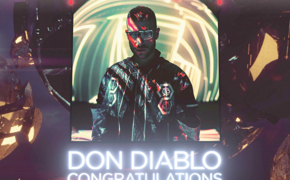 Danskraker 7 december 2019: Don Diablo ft. Brando – Congratulations
