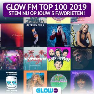 De Glow FM Top 100 komt er weer aan!