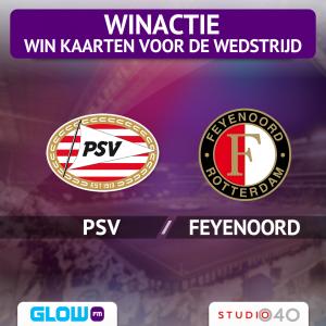 Win kaarten voor de uitverkochte topper PSV – Feyenoord [afgelopen]