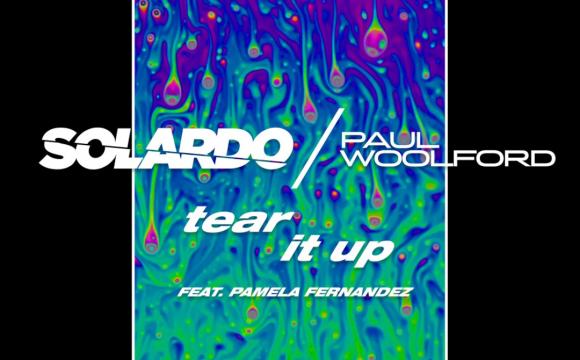 Danskraker 22 augustus 2020: Solardo & Paul Woolford ft. Pamela Fernandez – Tear It Up