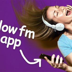 Glow FM heeft een nieuwe app!