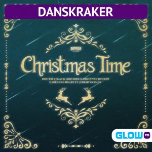 Danskraker 12 december 2020: Dimitri Vegas & Like Mike x Armin van Buuren x Brennan Heart feat. Jeremy Oceans – Christmas Time